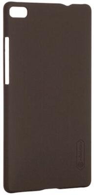 Чехол NILLKIN Super Frosted Shield Brown для Huawei P8 1