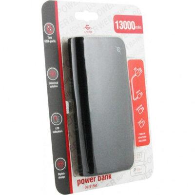Мобильная батарея Global G.Power Bank DL515M 13000mAh Black 3