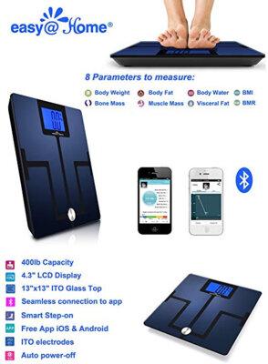 Ваги EasyLink Bluetooth CF351BT 3