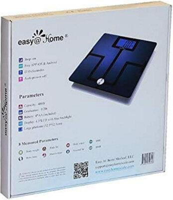 Ваги EasyLink Bluetooth CF351BT 5