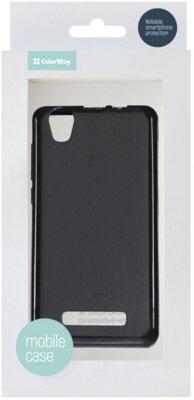 Чехол Colorway TPU Black для Prestigio MultiPhone Wize O3 3458/3468 2
