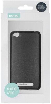Чехол ColorWay TPU Black case для Xiaomi Redmi 4A 4