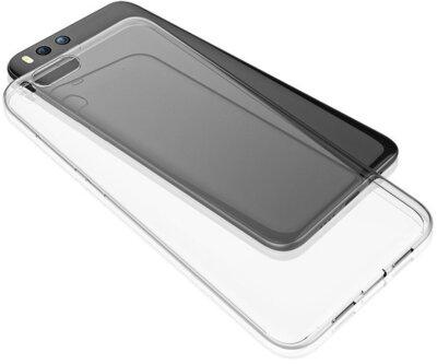 Чехол GlobalCase TPU Extra Slim Transparent для Xiaomi Mi 6 2