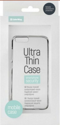 Чехол GlobalCase TPU Extra Slim Transparent для Xiaomi Mi 6 3