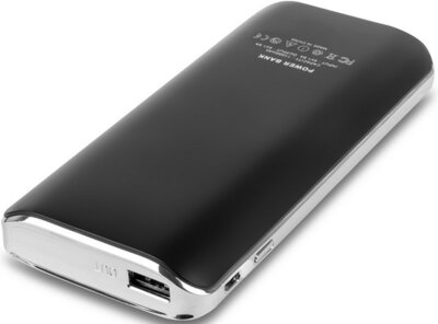 Мобiльна батарея ColorWay 11000 mAh Black 55075 2