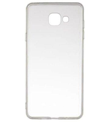 Чехол Pro-Case Transparent TPU для Samsung Galaxy A5 (A510) Clear+стекло 1