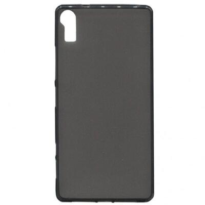 Чехол Pro-Case Simple TPU для Lenovo VIBE SHOT Black+стекло 1