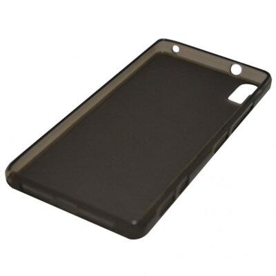 Чехол Pro-Case Simple TPU для Lenovo VIBE SHOT Black+стекло 3