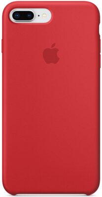 Чохол Apple Silicone Case PRODUCT RED для iPhone 8 Plus/7 Plus 1
