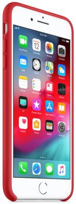 Чохол Apple Silicone Case PRODUCT RED для iPhone 8 Plus/7 Plus 3