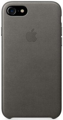 Чехол Apple Leather Case Storm Gray для iPhone 7 1