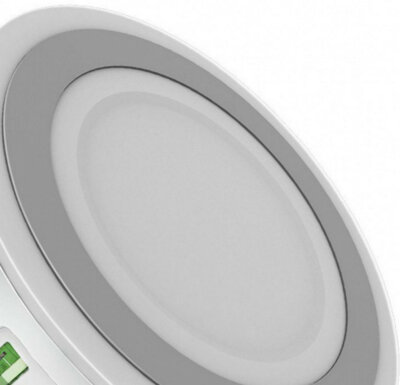 Сенсорний LED світильник/зарядний пристрій ColorWay USB CHARGER 2X USB 7А (CW-CHL22A) 3