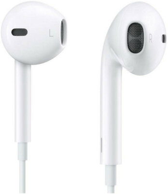 Навушники Apple EarPods with Remote and Mic MD827FE/A 1
