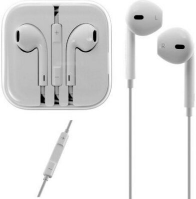 Навушники Apple EarPods with Remote and Mic MD827FE/A 2