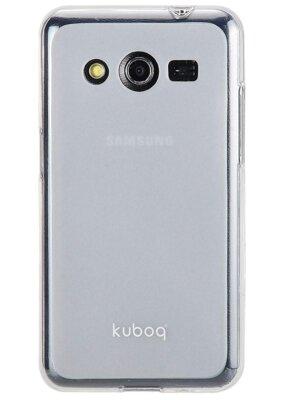 Чехол Kuboq TPU для Samsung Galaxy Core 2 Duos G355 Transparent 1