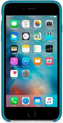 Чехол Apple Marine Blue для iPhone 6/6s Plus 3