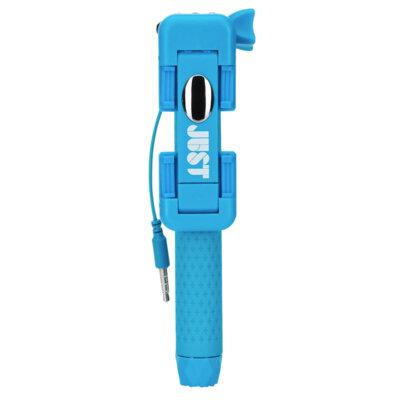 Селфі монопод JUST Selfie Stick Mini Blue 1