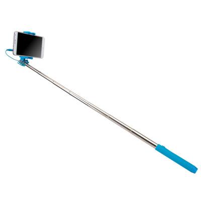 Селфі монопод JUST Selfie Stick Mini Blue 2