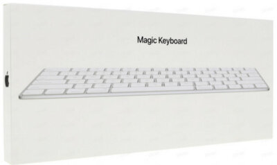 Клавіатура Apple Magic Keyboard Bluetooth MLA22RU/A 7