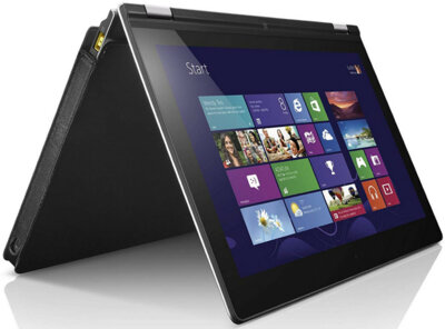 Чехол Lenovo для Yoga 11S Slot-in case Black 4
