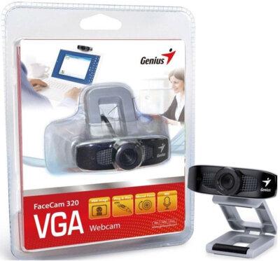 Веб-камера Genius Facecam 320 3