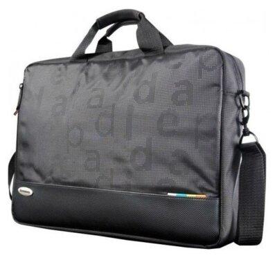 "Сумка для ноутбука Lenovo Toploader T1675 17"" Black 1"