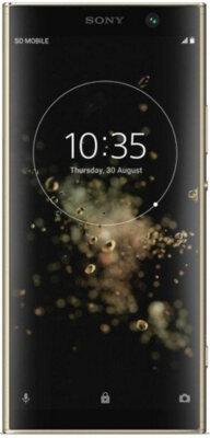 Смартфон Sony Xperia XA2 Plus H4413 Gold 1