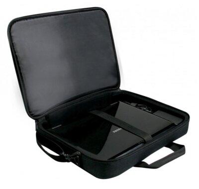 """Сумка для ноутбука Port Designs Hanoi Clamshell 17.3"""" Black 3"""