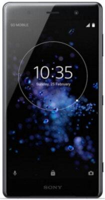 Смартфон Sony Xperia XZ2 Premium H8166 Chrome Black 1