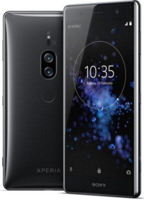 Смартфон Sony Xperia XZ2 Premium H8166 Chrome Black 2
