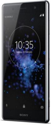 Смартфон Sony Xperia XZ2 Premium H8166 Chrome Black 4