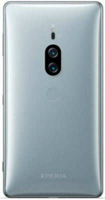 Смартфон Sony Xperia XZ2 Premium H8166 Chrome Silver 5