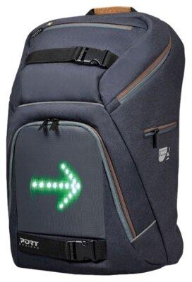 "Рюкзак для ноутбука Port Designs GO LED 15.6"" Gray 1"