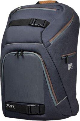 "Рюкзак для ноутбука Port Designs GO LED 15.6"" Gray 2"