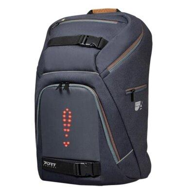 "Рюкзак для ноутбука Port Designs GO LED 15.6"" Gray 3"