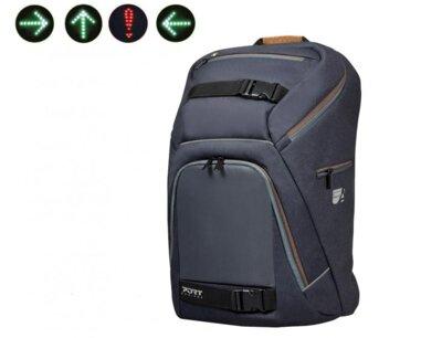 "Рюкзак для ноутбука Port Designs GO LED 15.6"" Gray 4"