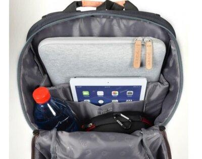 "Рюкзак для ноутбука Port Designs GO LED 15.6"" Gray 8"