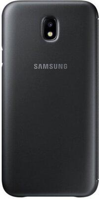 Чохол Samsung Wallet Cover Black для Galaxy J7 (2017) J730 4