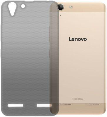 Чехол GlobalCase TPU Extra Slim для Lenovo Vibe K5 Plus Dark 1