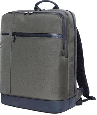 Рюкзак Xiaomi Mi Classic Business Backpack Grey/Green 2