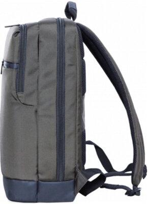 Рюкзак Xiaomi Mi Classic Business Backpack Grey/Green 3