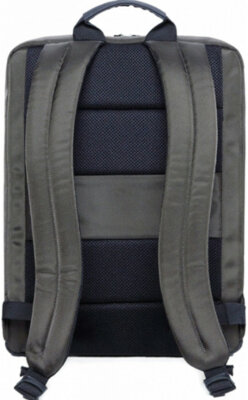 Рюкзак Xiaomi Mi Classic Business Backpack Grey/Green 4