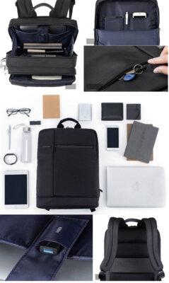 Рюкзак Xiaomi Mi Classic Business Backpack Grey/Green 5