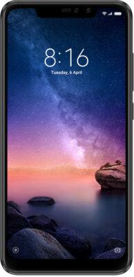 Смартфон Xiaomi Redmi Note 6 Pro 4/64GB Black 1