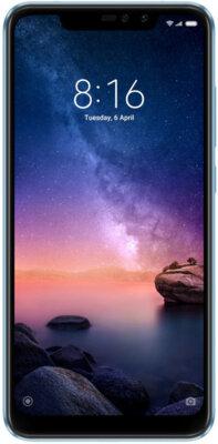 Смартфон Xiaomi Redmi Note 6 Pro 3/32GB Blue 1