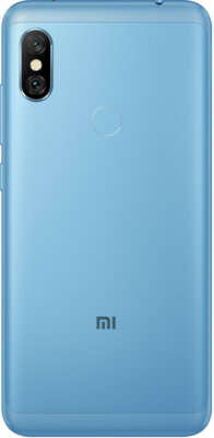 Смартфон Xiaomi Redmi Note 6 Pro 3/32GB Blue 2