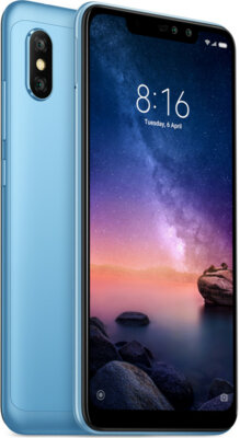 Смартфон Xiaomi Redmi Note 6 Pro 3/32GB Blue 9