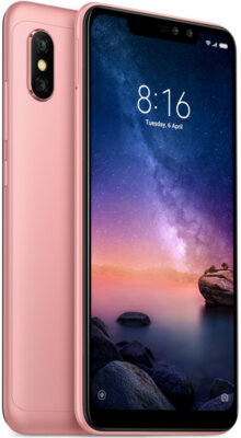 Смартфон Xiaomi Redmi Note 6 Pro 3/32GB Rose 9
