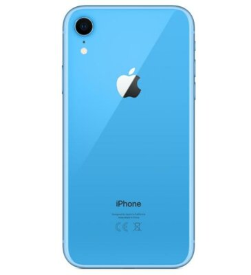 Смартфон Apple iPhone Xr 128GB Blue 2
