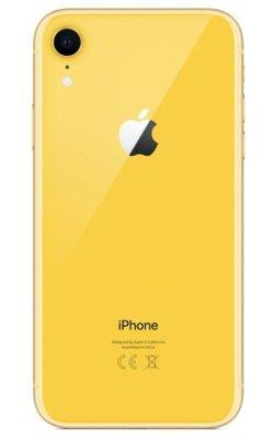 Смартфон Apple iPhone Xr 128GB Yellow 2